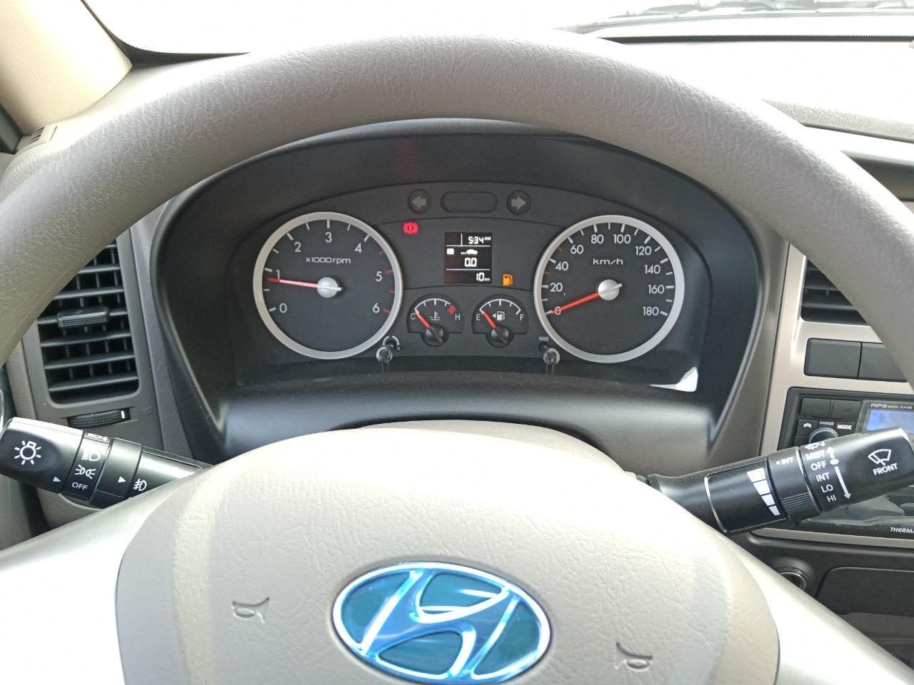 Hyundai New Porter H150