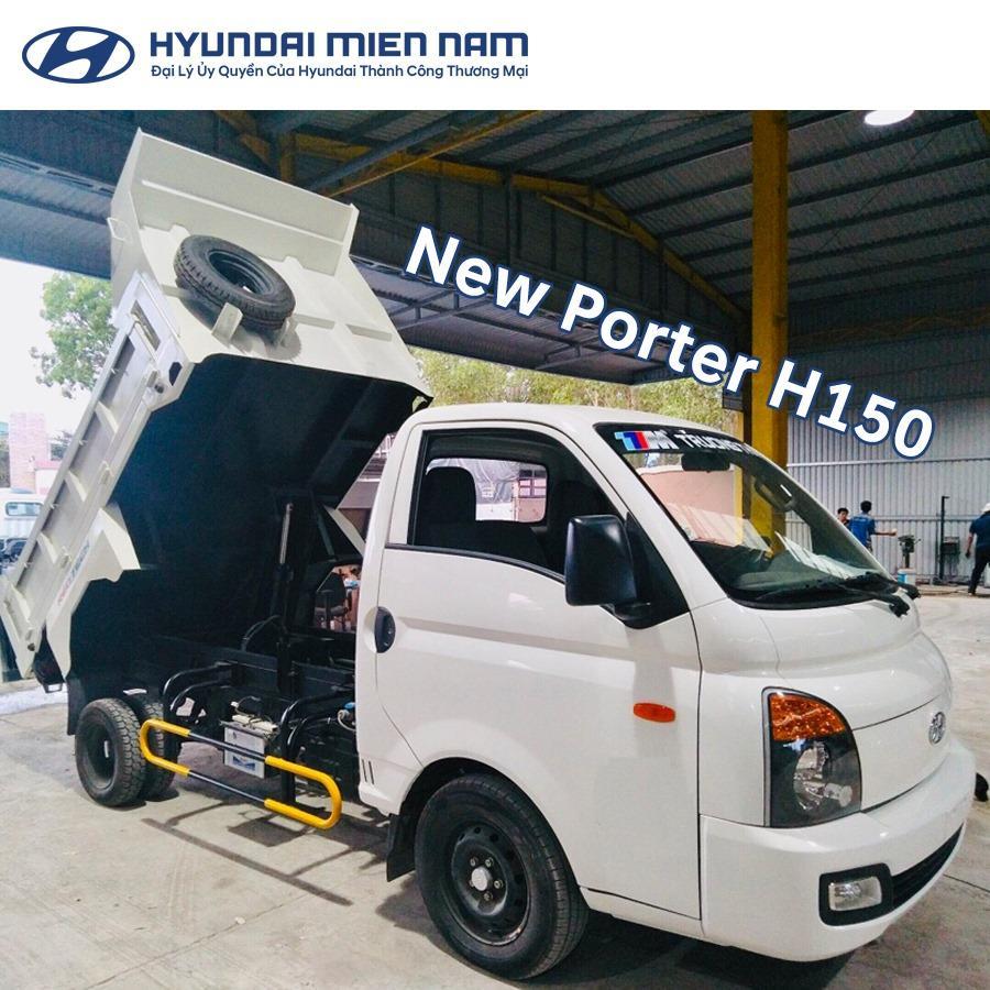 Xe Hyundai New Porter H150 Thùng tự đổ