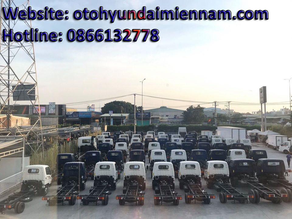 Đại lý xe tải hyundaimiennam