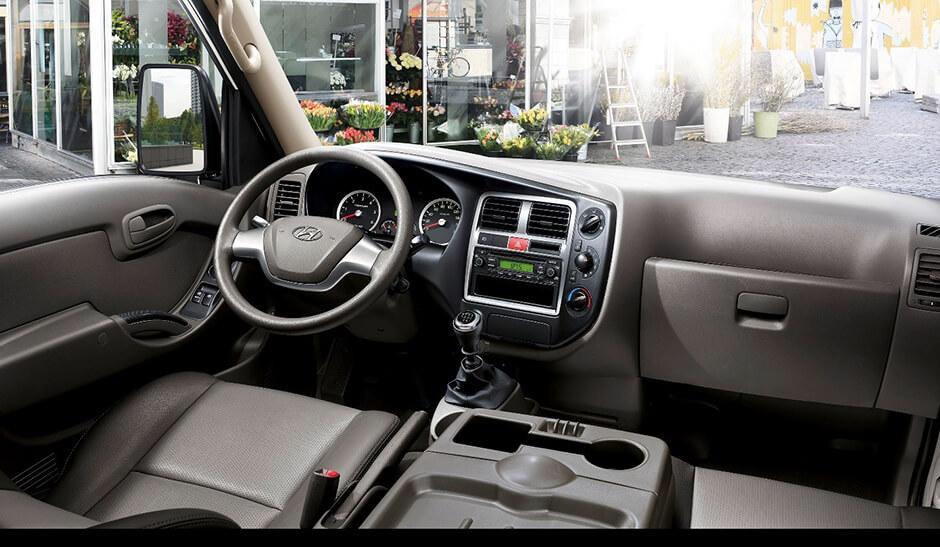 Hyundai New Porter H150 Thùng kín